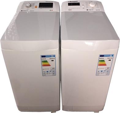 Bompani -20% sulle lavatrici carica dall'alto